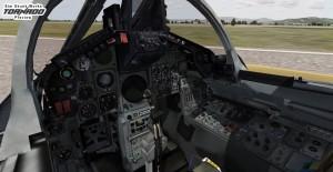 SSW Tornado cockpit