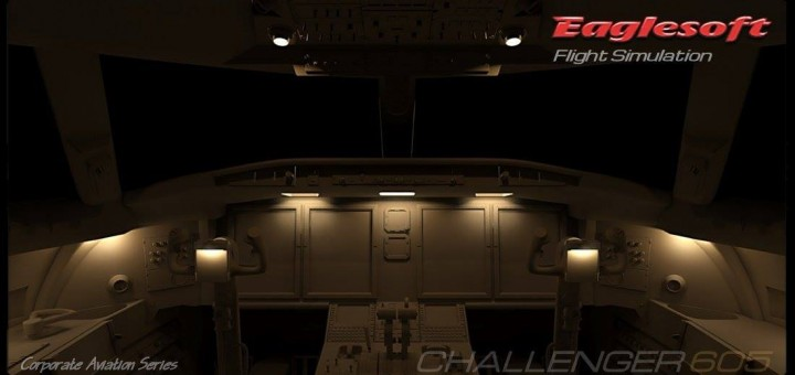 Eaglesoft challenger 605 preview fsvisions