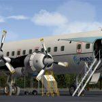 PMDG DC-6 Cloudmaster