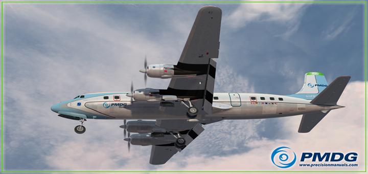 PMDG DC-6 FSX & P3D in Beta – FsVisions