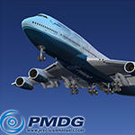 PMDG 747-400 Queen of the Skies II