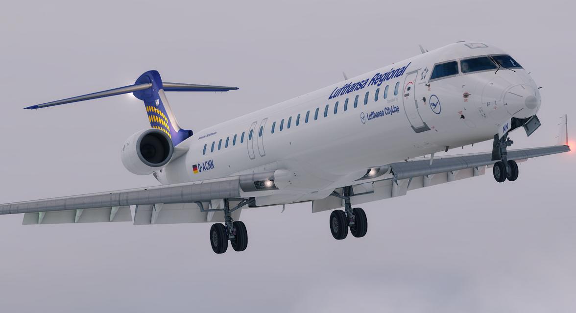 Aerosoft CRJ 700/900 X