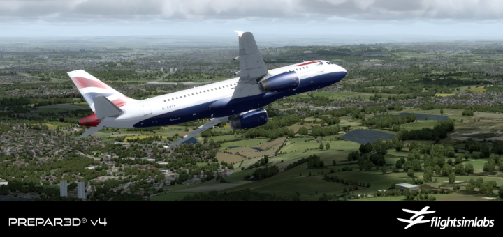 Released: FSLabs A320-X voor Prepar3D v4 1 – FsVisions