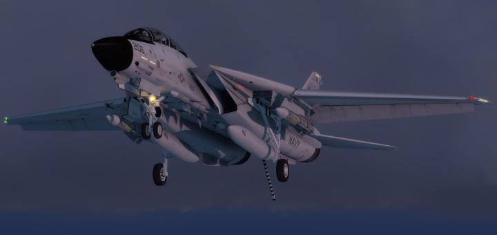 Aerosoft F-14 Extended (v3) in ontwikkeling – FsVisions