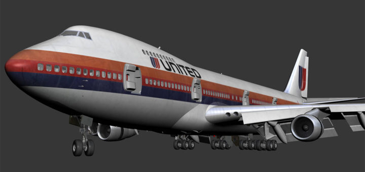 Just Flight Boeing 747 Classic – FsVisions