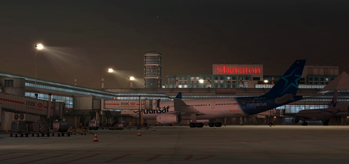 FlyTampa Toronto bijgewerkt naar v1 5 – FsVisions